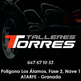 Talleres Torres, taller mecánico en Atarfe