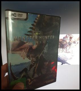Monster Hunter World Gewinnspiel