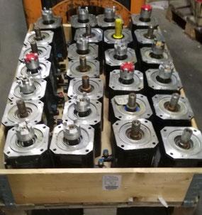 Bild: Ankauf Servomotoren Ankauf Getriebemotoren
