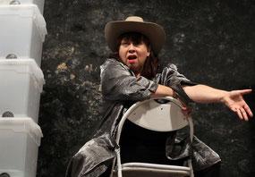 Jenny Ulbricht 12 Stufen Theater
