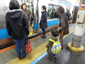 蒲田駅よりいざ横浜桜木町へと!