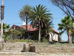 Einladendes farmhaus