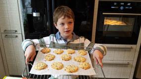 recette enfants : les cookies