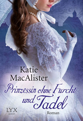 Prinzessin ohne Furcht und Tadel - Cover