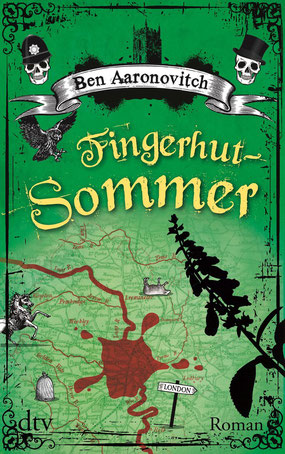 Fingerhut-Sommer - Cover