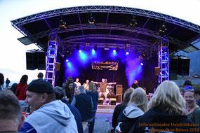 Kick-Down rockt die Bühne