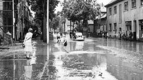 1948 Unwetter in Osnabrück