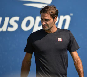 roger federer contact conference