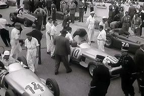 spa francorchamps 1955 fangio exposition lasne la tartine