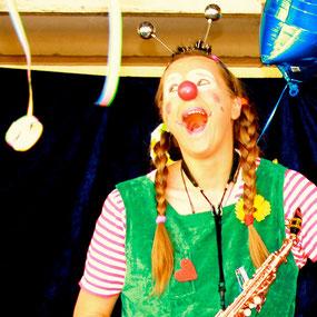 clownin seminar schönheit