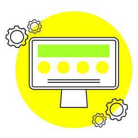 eine eigene Website bauen bei Technik für nicht-Techies | Unterschied & Macher