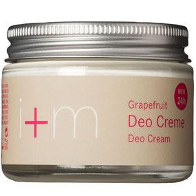 Deo Creme Grapefruit i+m 50 ml