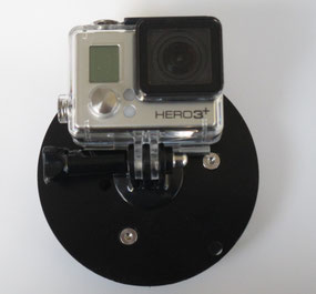 support pour gopro magnétique RYFF