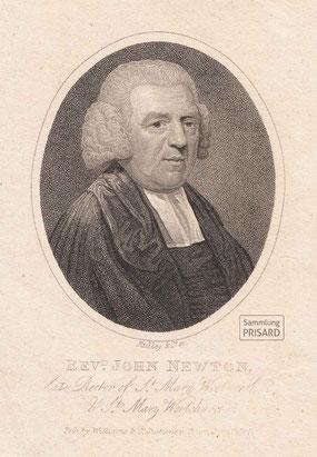IMA.19.037 John Newton (1725-1807) (Punktierstich, 1809) / © Sammlung PRISARD