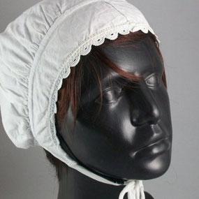 Haube cevenolischer Frauen (Cevennen, 19./20. Jahrhundert) / © Sammlung PRISARD