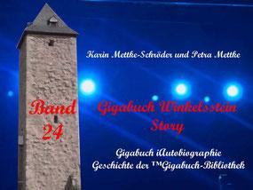 Petra Mettke und  Karin Mettke-Schröder/™Gigabuch-Bibliothek/iAutobiographie Band 24