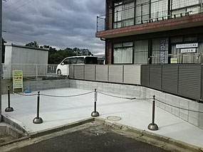 当院専用駐車場