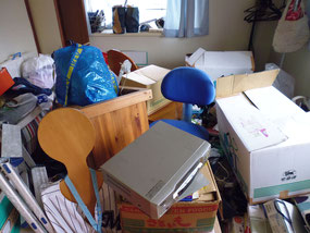 川口 お部屋片づけ ゴミ屋敷清掃 不用品回収