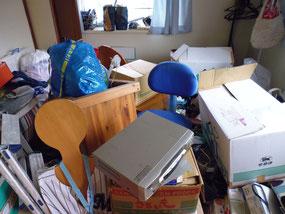 東京都 お部屋片づけ ゴミ屋敷清掃 不用品回収