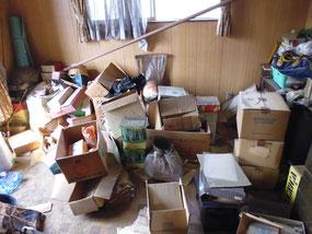 越谷 お部屋片づけ ゴミ屋敷清掃 不用品回収