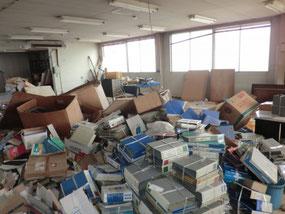 川口市の不用品回収 粗大ごみ 片付け業務
