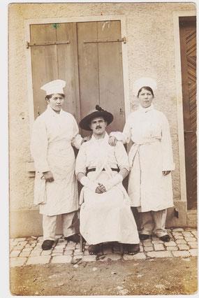 Kochen als Familien-Erbe, von der Grossmutter bis zum K's, meiner Kochschule im Huebbach