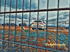 Public Air Parkplatz Flughafen Hamburg