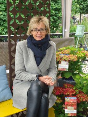 Sylvie Adigard, chroniqueuse TV