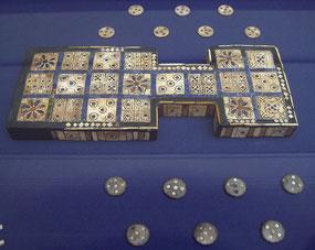 Este tablero se encuentra en el museo británico