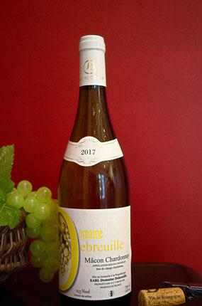 mâcon chardonnay, Plottes, chardonnay