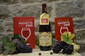 Guide Hachette 2020, guide des vins