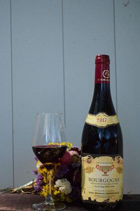 bourgogne rouge, pinot noir, vin