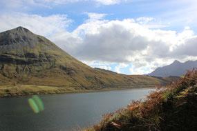 Entlang des Loch Sligachan