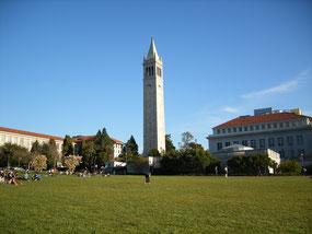 カリフォルニア大学バークレー校 (2007-2008年に在外研究員として過ごしていました)