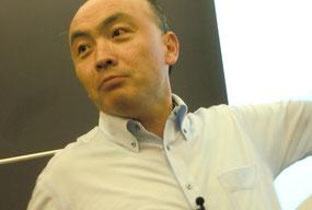 松野泰也先生