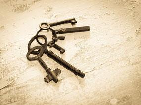 Die Türen des Erfolgs brauchen verschiedene Schlüssel - wir helfen Ihnen dabei die Richtigen für Sie zu finden.