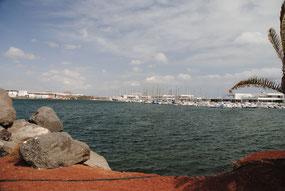 Marina Lanzarote in Arrecife