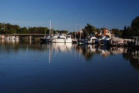 Nugent Marina in Deale