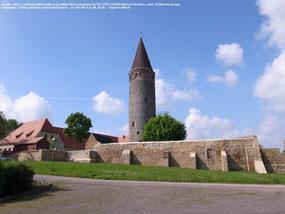 Bild von dem Schloss in Zörbig, Zörbig Immobilien, Kimag.de.