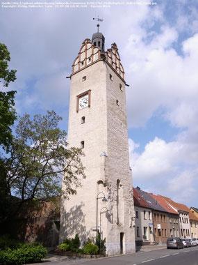 Bild von der alten Stadtmauer in Zörbig, Zörbig Immobilien, Kimag.de