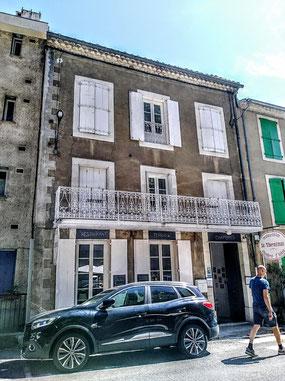 Le Therminus à Rennes-les-Bains