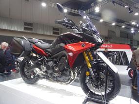 Tracer 900 GT (coloris 2020)