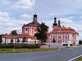 Abbaye de Marianska Tynice