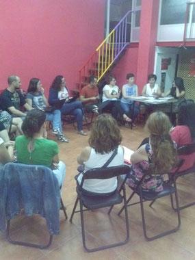 1ª Asamblea Regional de ILSES (Antequera)