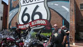 Route66 Eaglerider motourismo motorradreisen usa