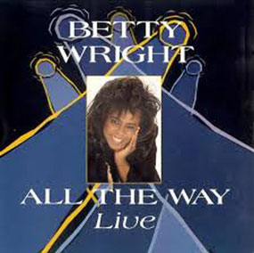 Betty Wright ‎– All The Way Live (1992)