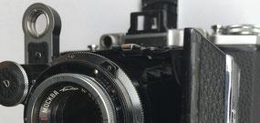 Cámara de fotos rusa ИНДУСТАР-23
