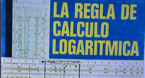 Libro sobre el uso de la regla de cálculo de L. HALPERN