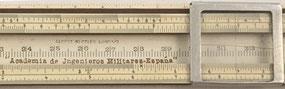 Regla de cálculo lineal ALCAYDE