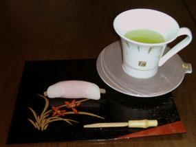 お正月の和菓子